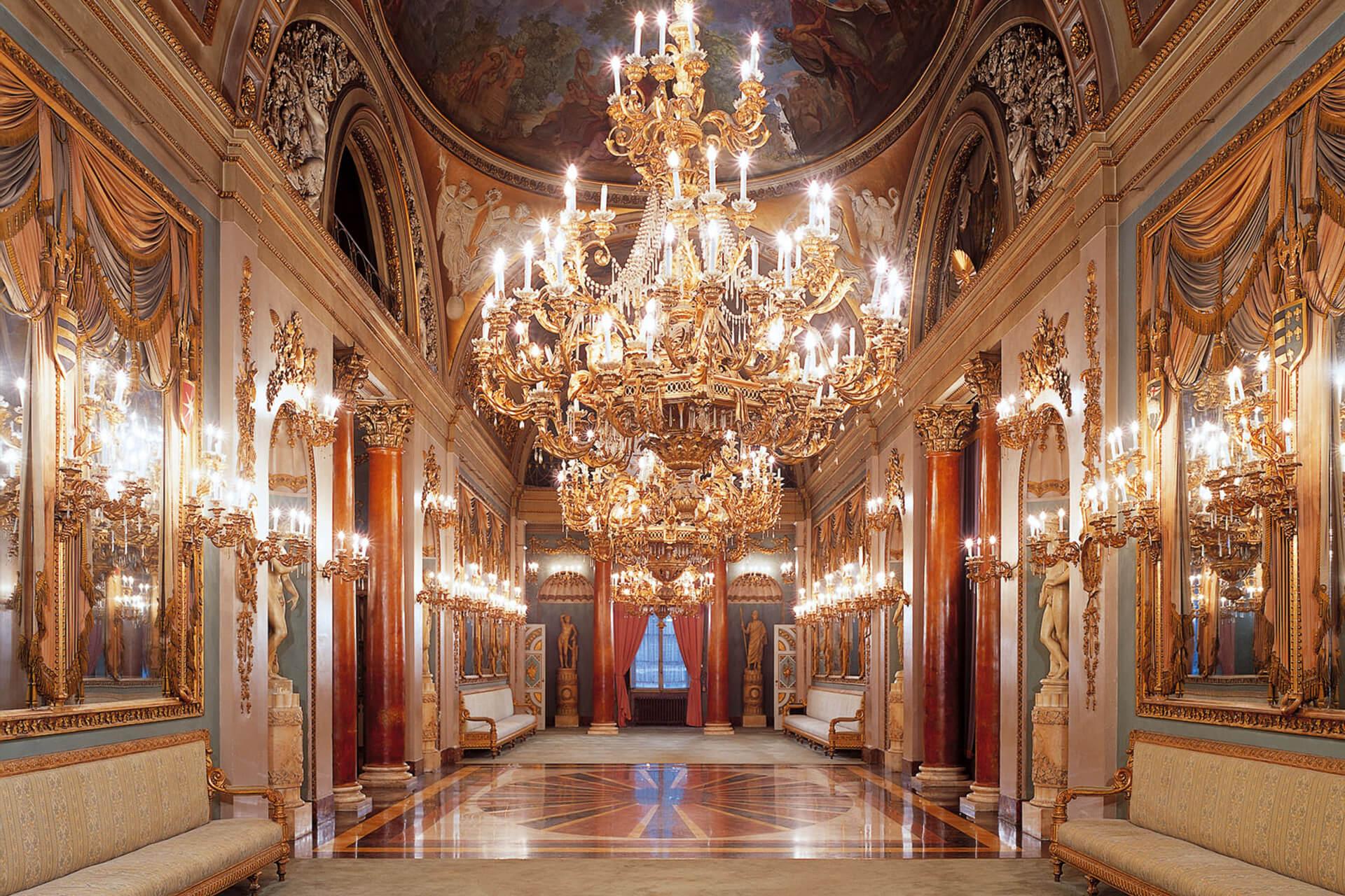 palazzo borghese firenze, capodanno 2020 a Firenze