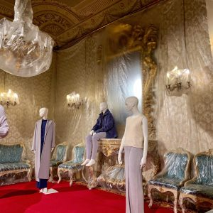 Palazzo Borghese fashion show