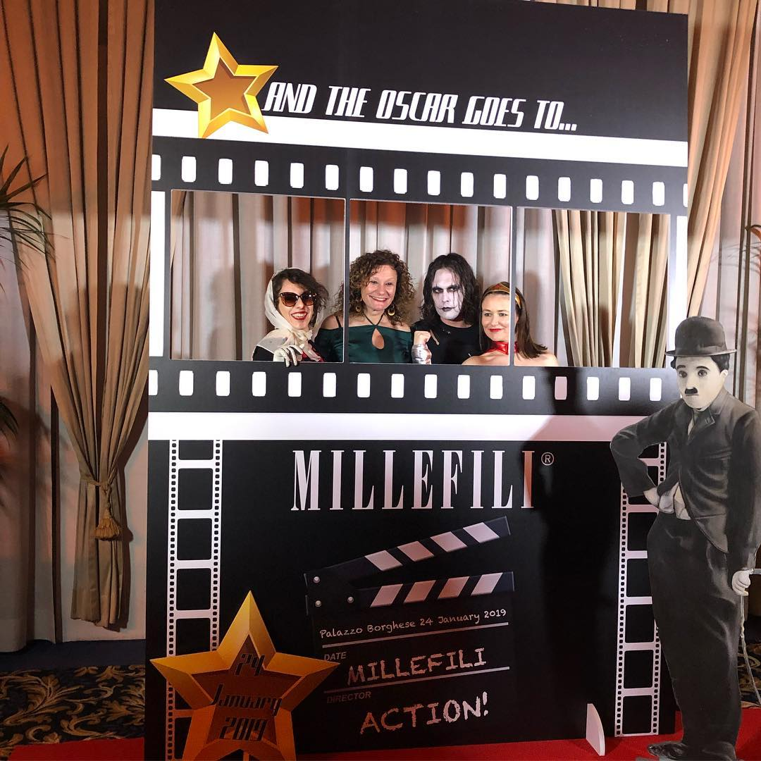 Millefili party 2019